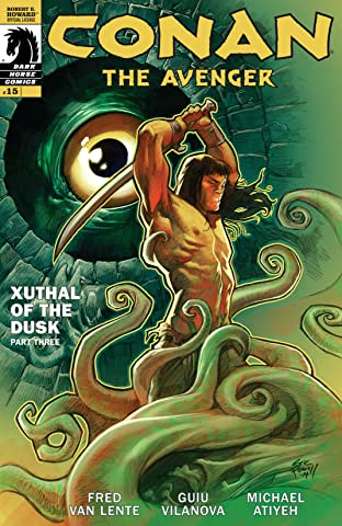 Conan the Avenger #15