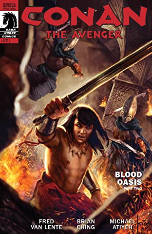 Conan the Avenger #17