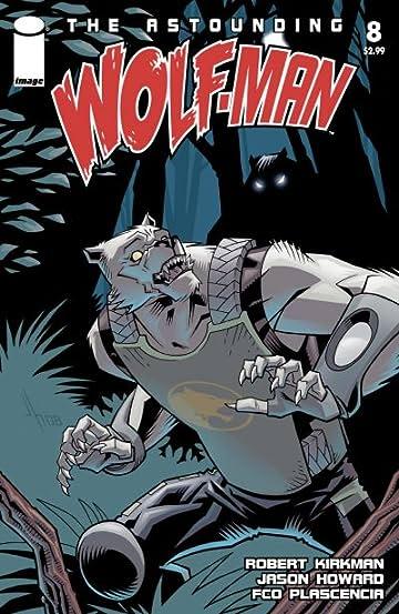 astounding wolfman