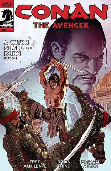 Conan the Avenger #20