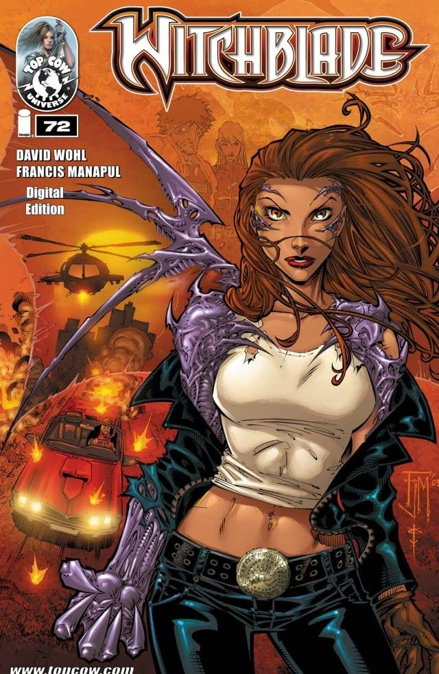 Witchblade #72