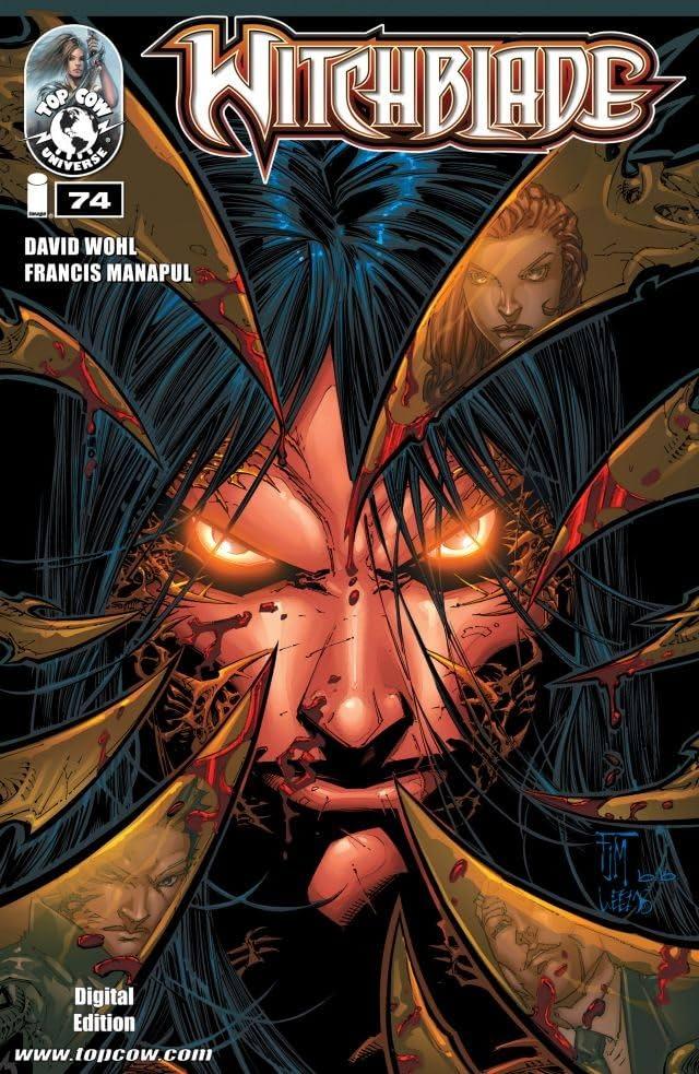 Witchblade #74