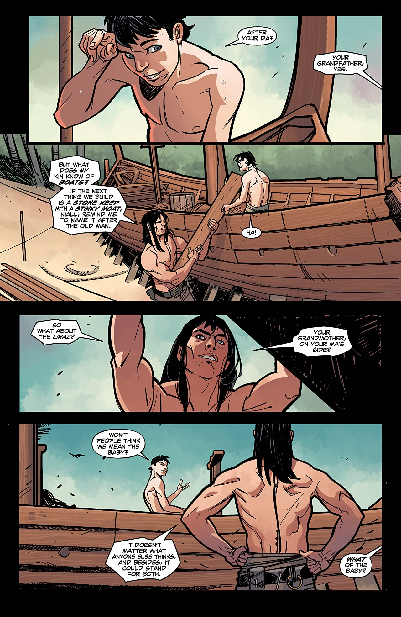 Conan the Barbarian #18