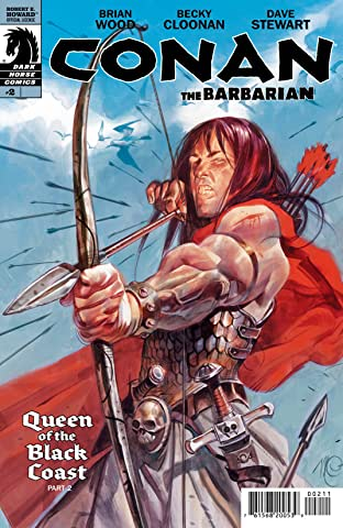 Conan the Barbarian #2