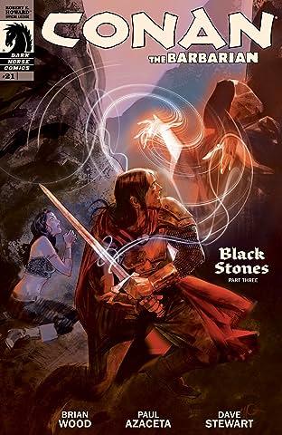 Conan the Barbarian #21