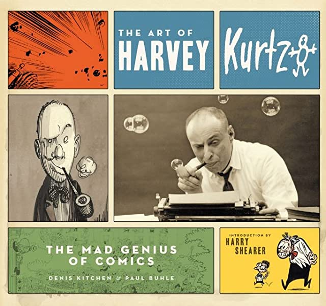 Art of Harvey Kurtzman