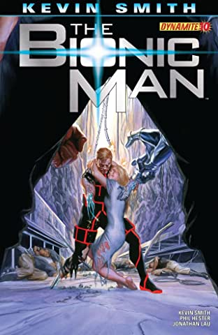 The Bionic Man #10