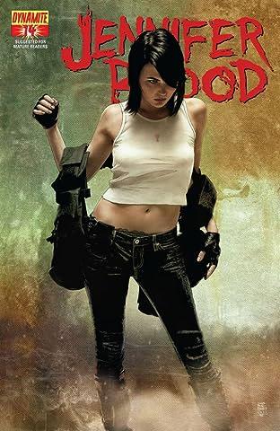 Garth Ennis' Jennifer Blood #14