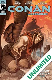 Conan the Barbarian #4
