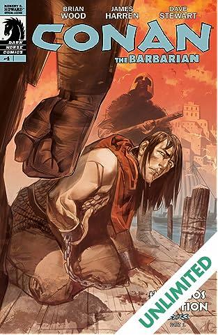 Conan the Barbarian #4