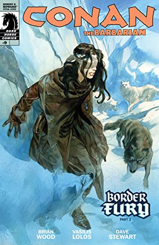 Conan the Barbarian #9