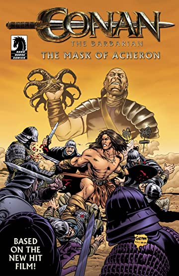 Conan the Barbarian: The Mask of Acheron