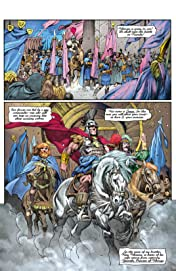 Conan the Cimmerian #11
