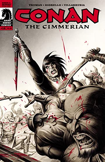 Conan the Cimmerian #12
