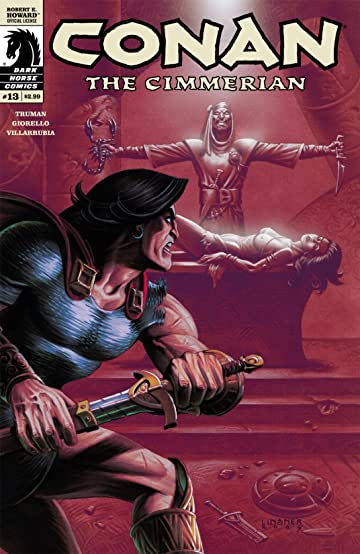 Conan the Cimmerian #13