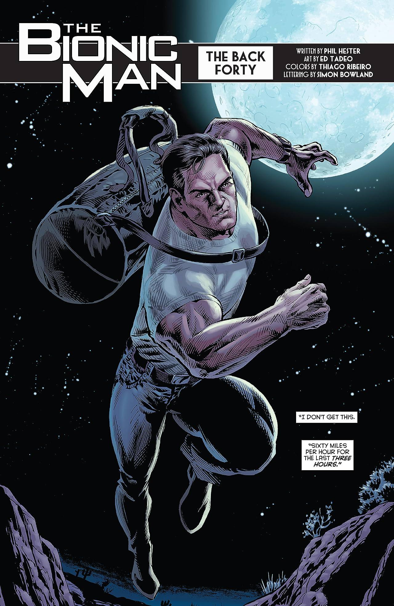 The Bionic Man #11