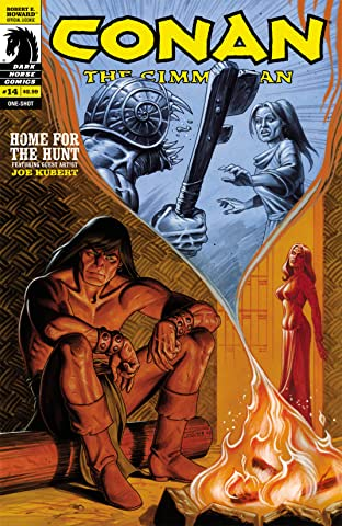 Conan the Cimmerian #14