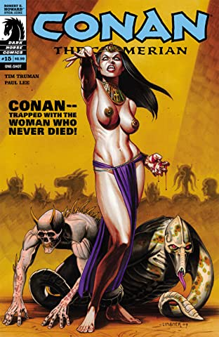 Conan the Cimmerian #15
