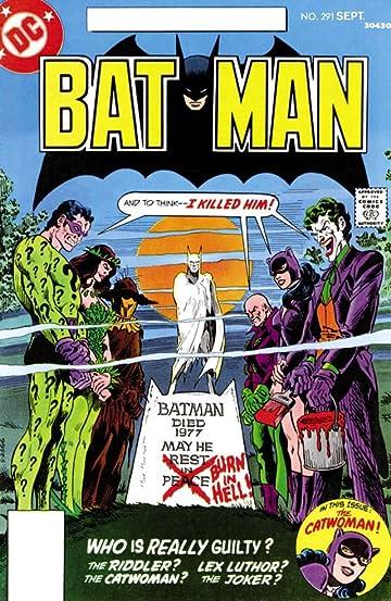 Batman (1940-2011) #291