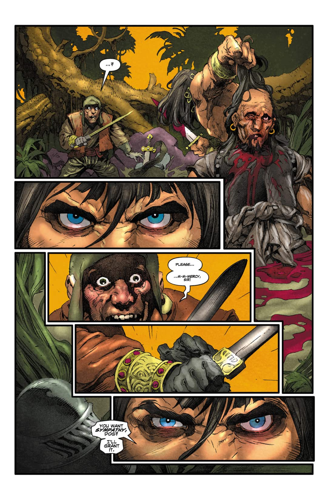 Conan the Cimmerian #17