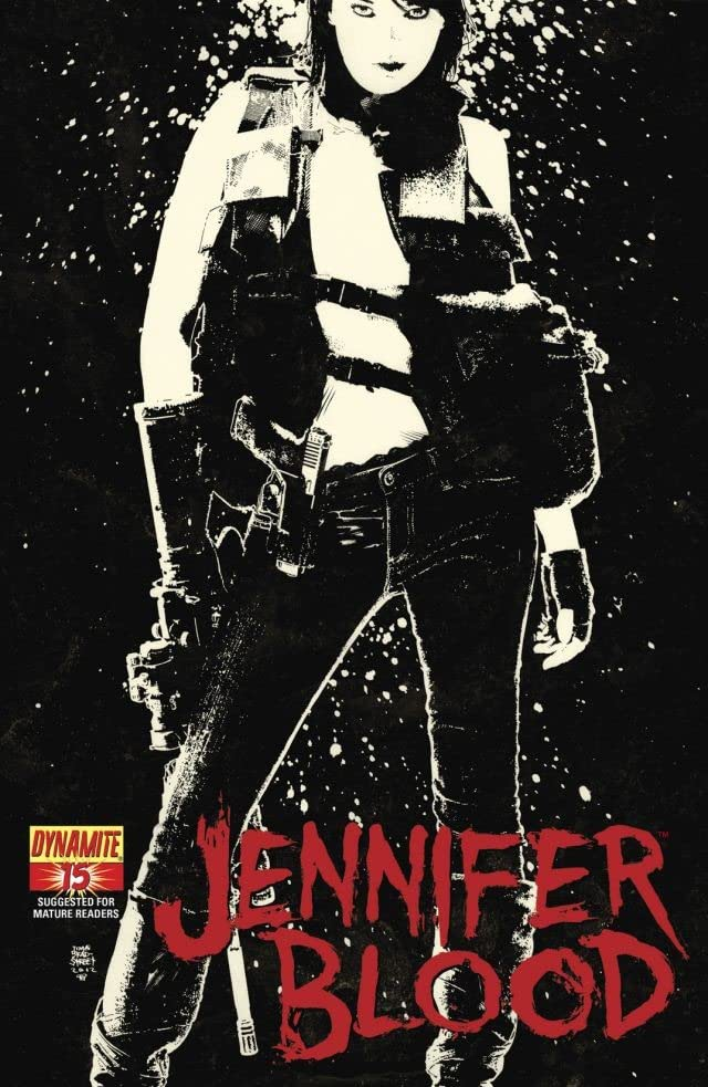 Garth Ennis' Jennifer Blood #15
