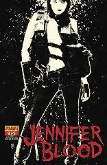 Garth Ennis' Jennifer Blood #15