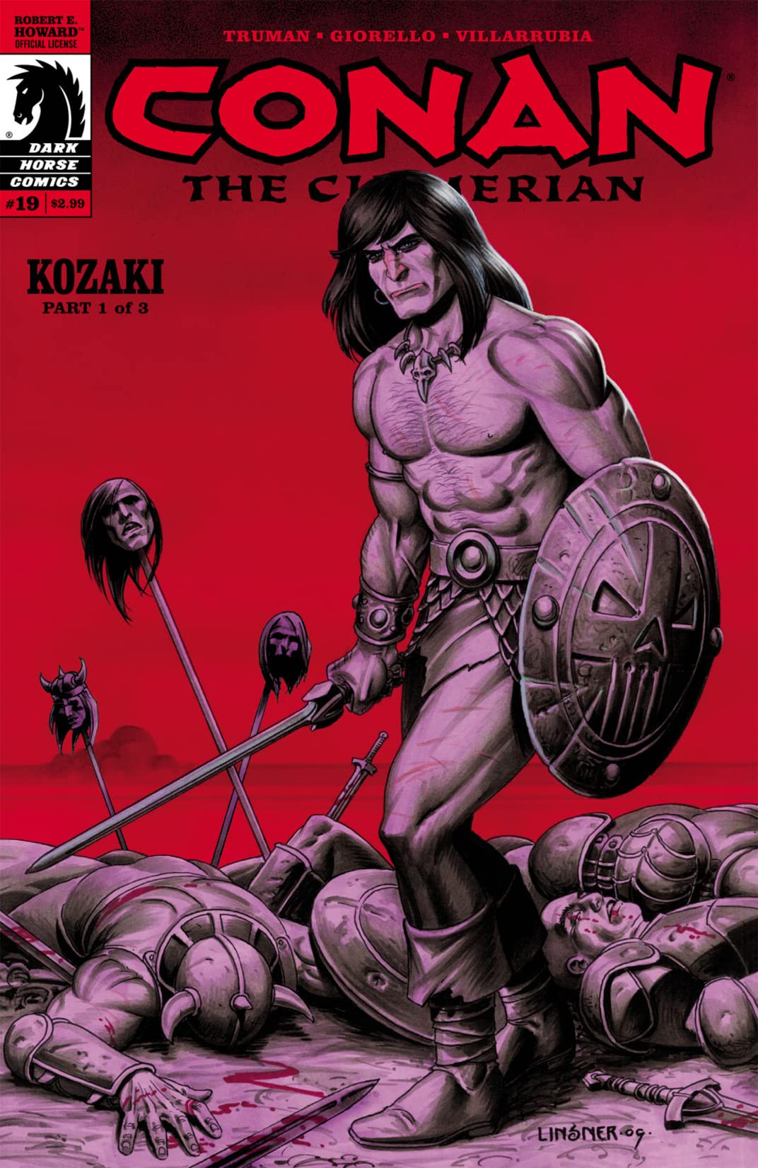 Conan the Cimmerian #19