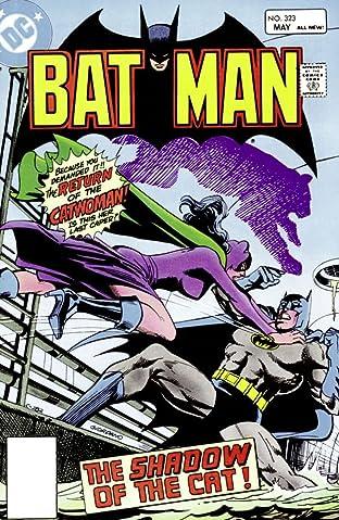 Batman (1940-2011) #323