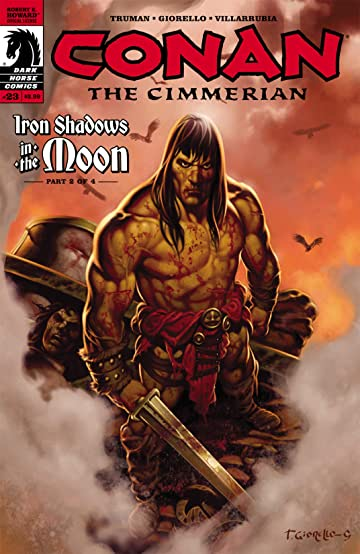 Conan the Cimmerian #23