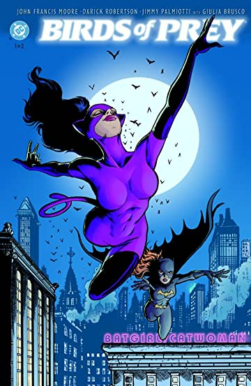 Birds of Prey (2003) #1 (of 2): Batgirl/Catwoman