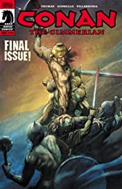 Conan the Cimmerian #25
