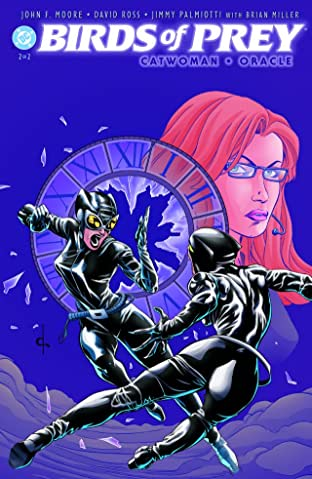 Birds of Prey (2003) #2 (of 2): Catwoman/Oracle