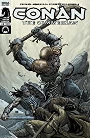 Conan the Cimmerian #4