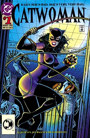 Catwoman (1993-2001) #1