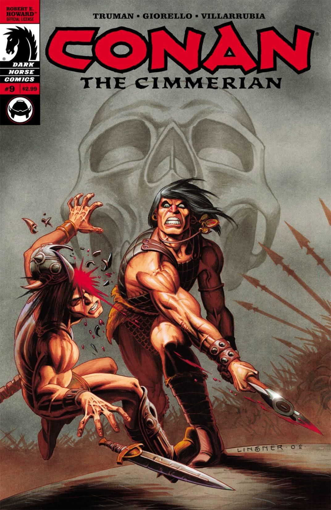 Conan the Cimmerian #9