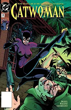 Catwoman (1993-2001) #3