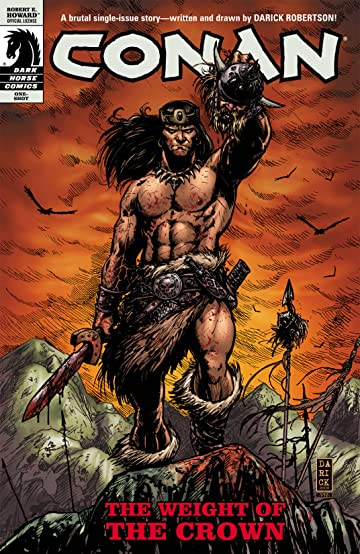 Conan the Cimmerian: The Weight of the Crown #1