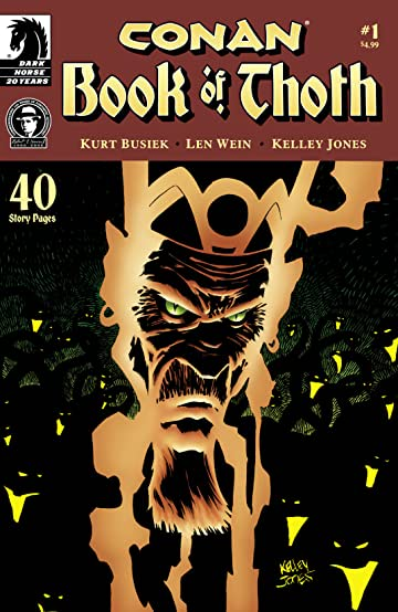 Conan: Book of Thoth #1