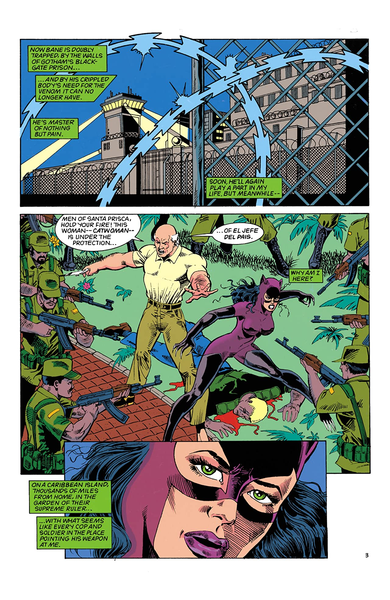 Catwoman (1993-2001) #4