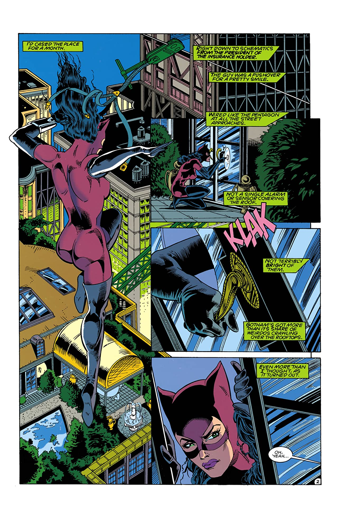 Catwoman (1993-2001) #15