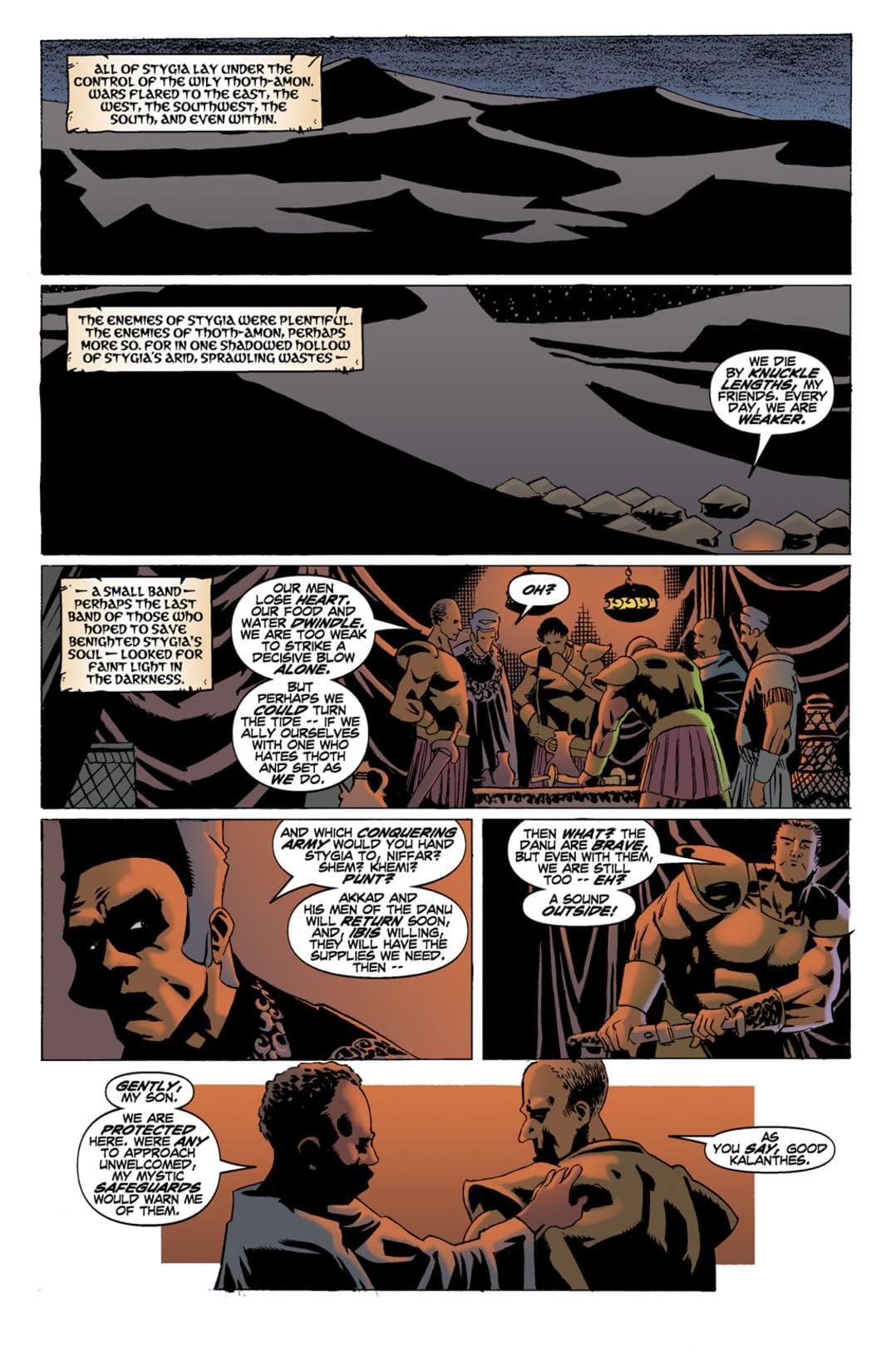 Conan: Book of Thoth #4