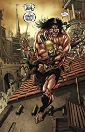 Conan: Island of No Return #1