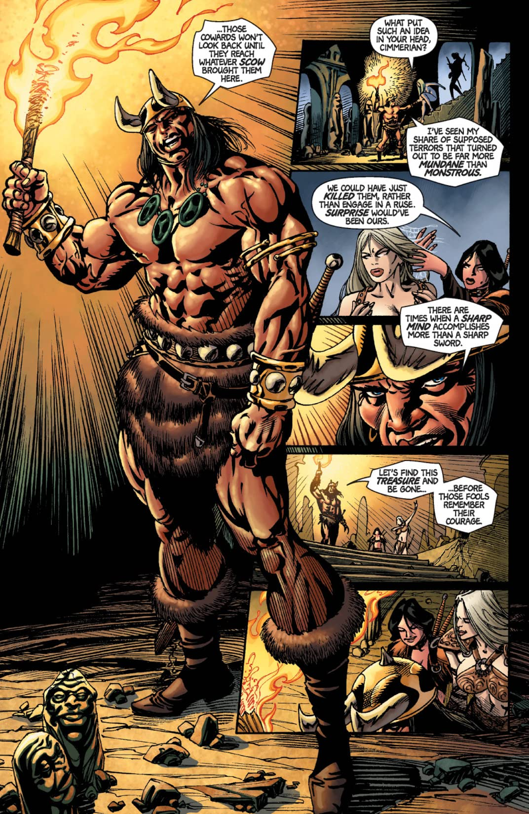 Conan: Island of No Return #2