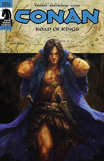 Conan: Road of Kings #11