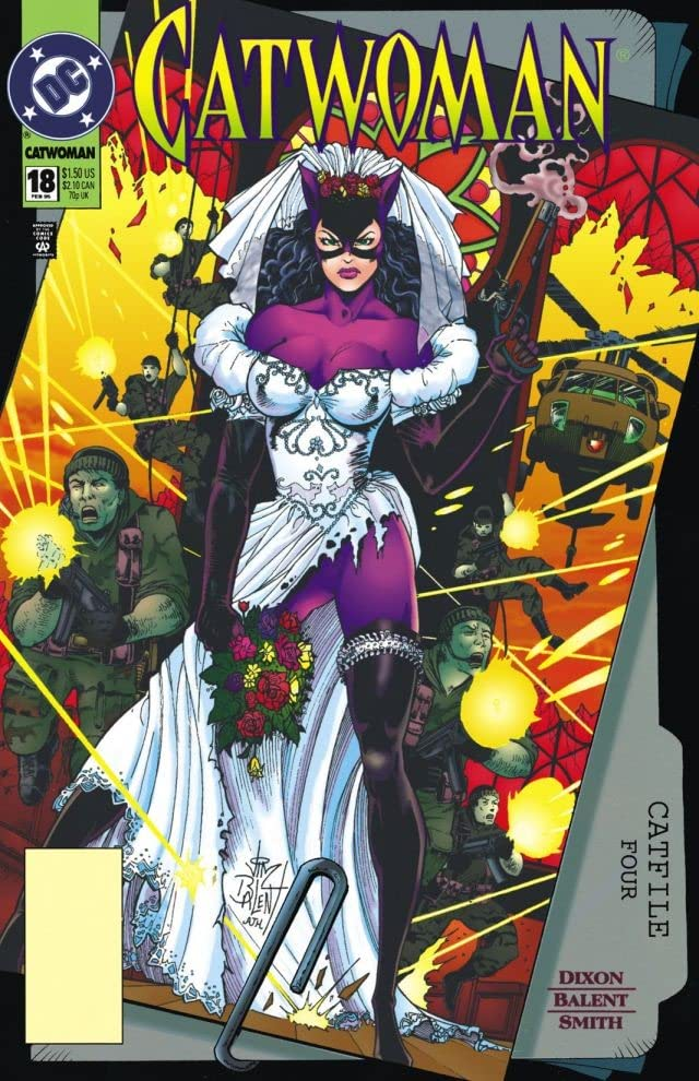 Catwoman (1993-2001) #18