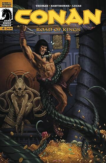 Conan: Road of Kings #2
