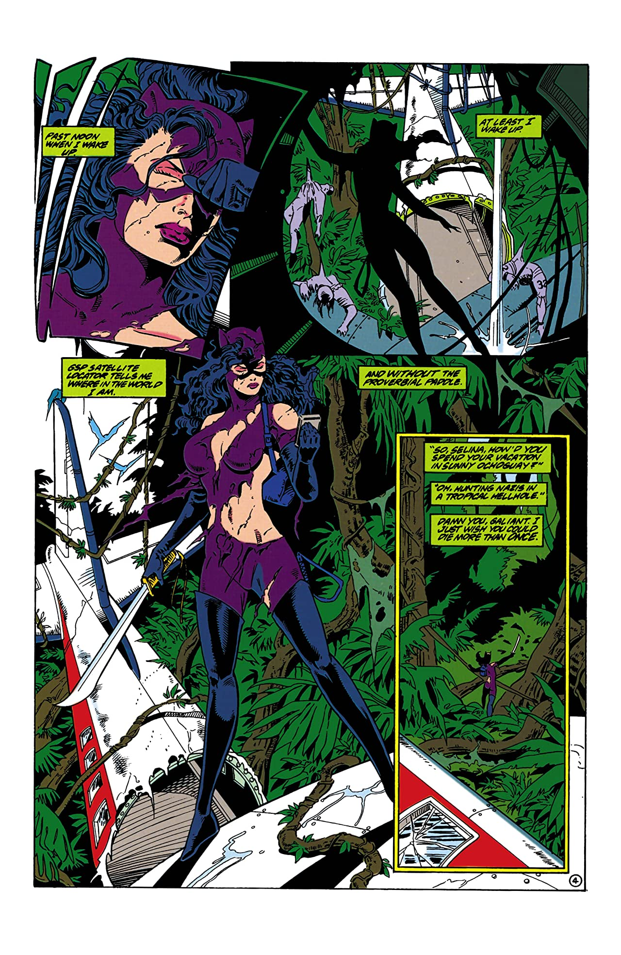 Catwoman (1993-2001) #19