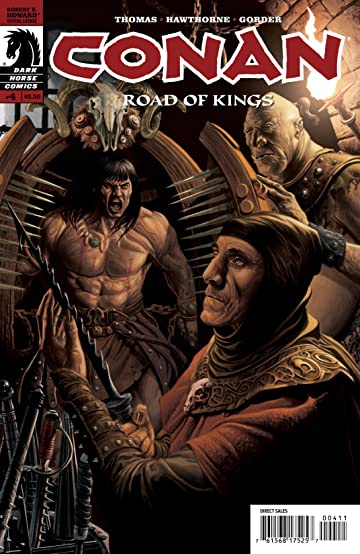 Conan: Road of Kings #4