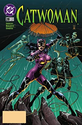 Catwoman (1993-2001) #28