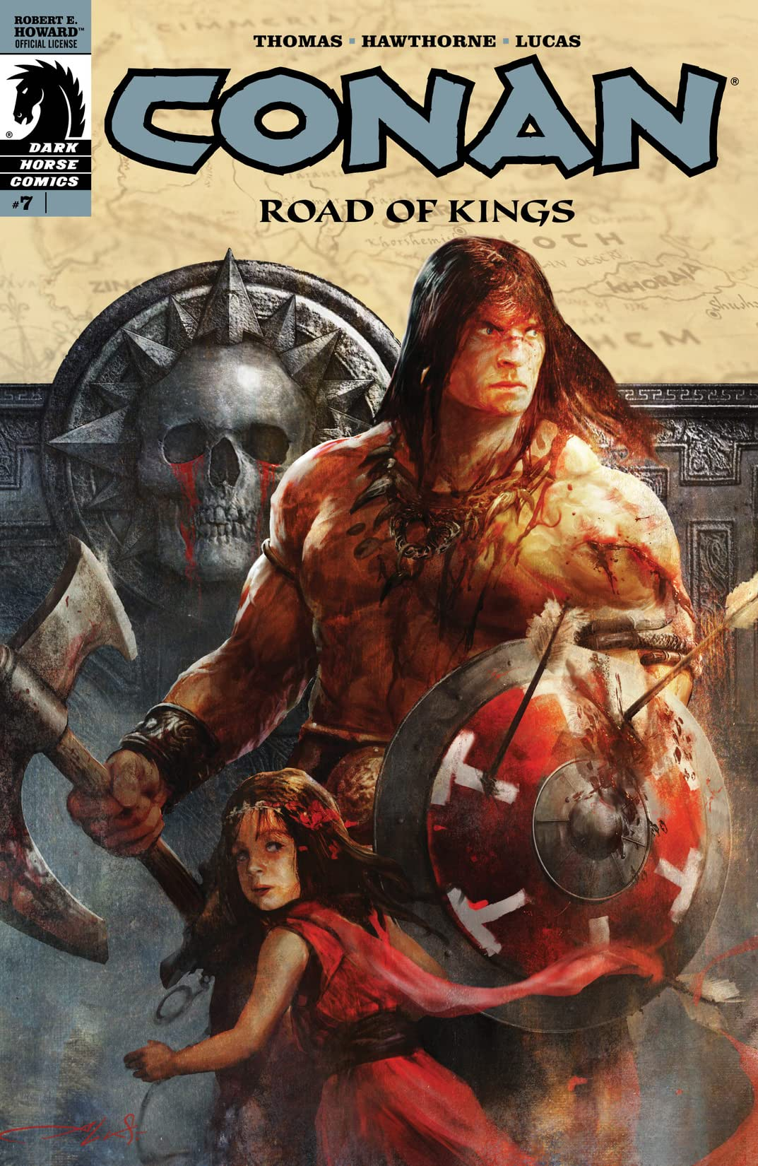 Conan: Road of Kings #7